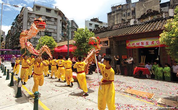 傳統廟宇節慶文化