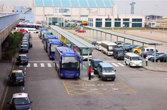 Shuttle Bus Macau International Airport